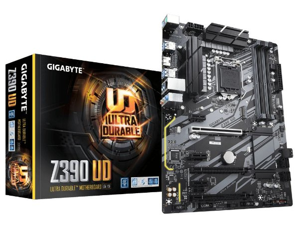 Placa Mãe GIGABYTE CHIPSET INTEL Z390 UD SOCKET LGA 1151