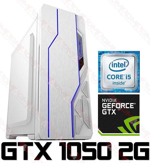 (SUPER OFERTA) PC Gamer Intel Core I5 Sandy Bridge 2400, 8GB DDR3, HD 500GB, GPU GEFORCE GTX 1050 2GB