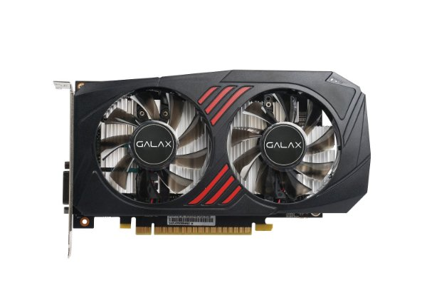 Placa de Vídeo GPU Geforce GTX 1060 OC 6GB GDDR5X 192 BITS GALAX RED BLACK - 60NRJDSX1PO
