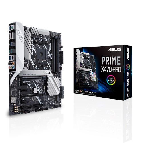 Placa Mãe ASUS PRIME CHIPSET AMD X470-PRO SOCKET AM4