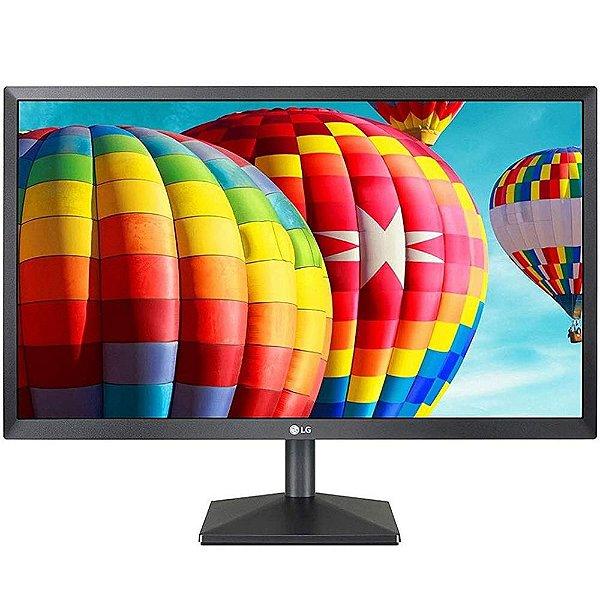Monitor LED 21.5 Polegadas Widescreen C/ HDMI e VGA FULL HD LG 22MK400H