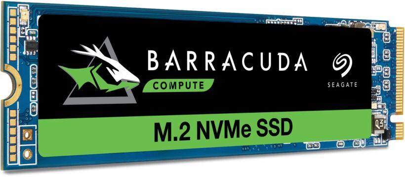 SSD M.2 NVME 256GB PCI-E SEAGATE BARRACUDA, Leitura 3050MB/s, Gravação 1050MB/s - ZP256CM30041
