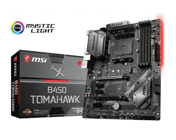Placa Mãe MSI CHIPSET AMD B450 TOMAHAWK SOCKET AM4