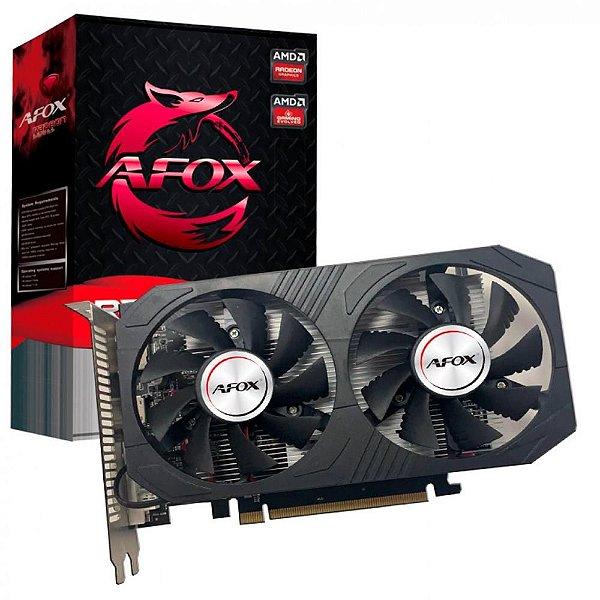 Placa de Vídeo AMD RADEON RX 560 4GB GDDR5 - 128 BITS AFOX AFRX560D-4096D5H4