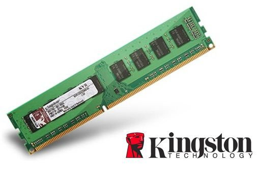 Memória Ram P/ Desktop 8GB DDR4 CL19 2666 Mhz KINGSTON KVR26N19S8/8 (1X8GB)