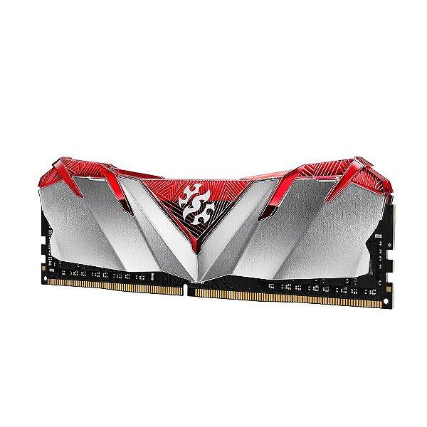Memória 8GB DDR4 CL16 3000 MHZ ADATA AX4U300038G16A-SR30 XPG GAMMIX D30 (1X8GB)