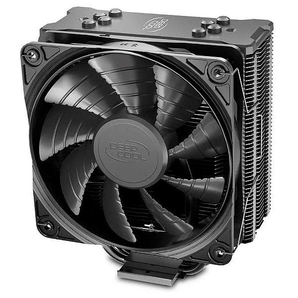 Cooler para Processador DeepCool Gammaxx GTE V2, AMD/Intel - DP-MCH4-GMX-GTE-V2BK