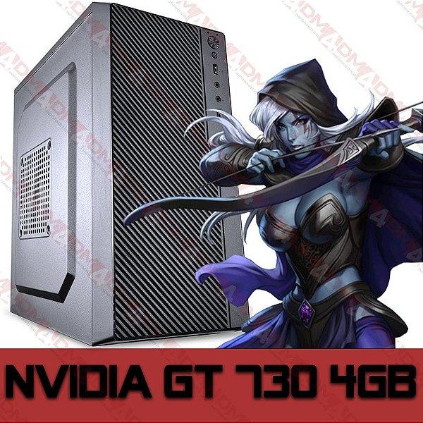 PC Gamer MOBA BOX Intel Core i3 Ivy Bridge 3220, 8GB DDR3, SSD 120GB, GPU GEFORCE GT 730 4GB