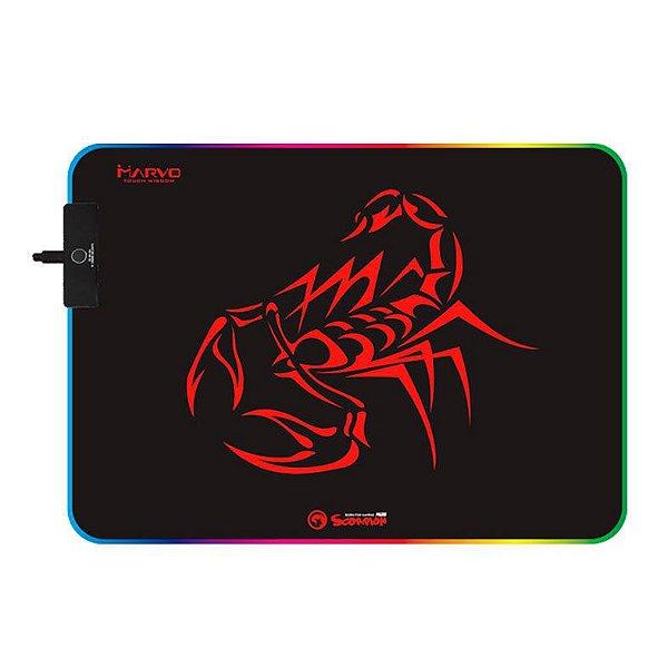 Mousepad Gamer Marvo Scorpion MG08 TGB 350X250X4MM