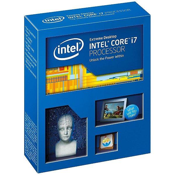 Processador Intel Core i7-5960X, Cache 20MB, 3.0GHz OctaCore LGA 2011-V3