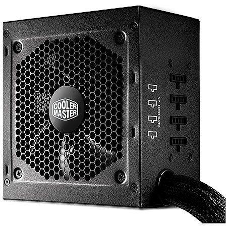 Fonte ATX 450 Watts Reais Modular C/ PFC Atívo 80% Bronze Cooler Master G450M