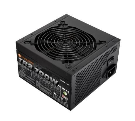 Fonte ATX 700 Watts Reais Thermaltake TR2 Optimized Cacle C/ PFC Atívo 80% Bronze