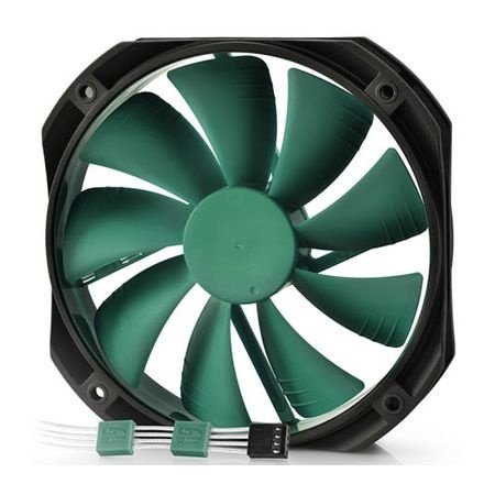 Cooler Fan Gamer Storm by DeepCool Cooler GF140 14CM Airflow Auto-Control Channel Technology