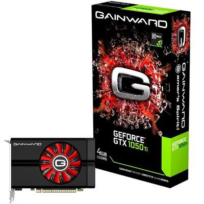 Placa de Vídeo GPU GEFORCE GTX 1050TI 4GB GDDR5 - 128 BITS GAINWARD NE5105T018G1-1070F