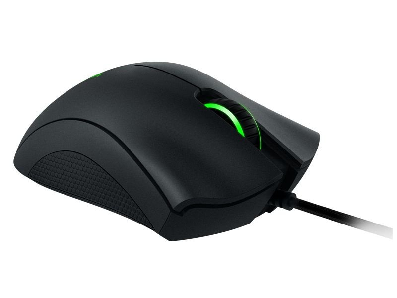 Mouse Razer Gamer DeathAdder Chroma 5 botões 10.000dpi Sensor 4G