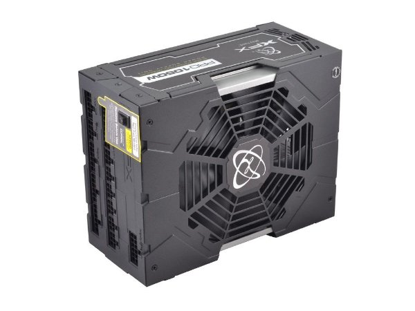 Fonte ATX 1050 Watts Reais Modular C/ PFC Atívo XFX 80% Gold