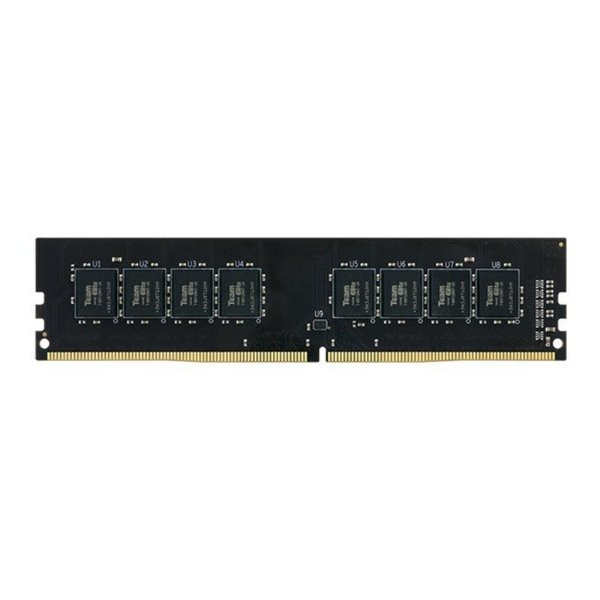 Memória Ram P/ Desktop 8GB DDR4 CL22 3200 Mhz TEAMGROUP ELITE VALUE - TED48G3200C22BK (1X8GB)