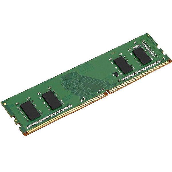 Memória Ram P/ Desktop 4GB DDR4 CL19 2666 Mhz KINGSTON KVR26N19S6/4 (1X4GB)