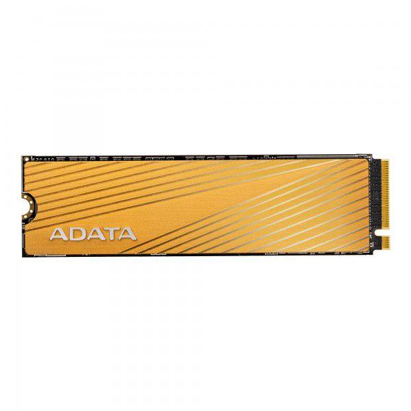 SSD Adata FALCON, 256GB, M.2 NVMe, Leitura 3.000MB/s, Gravação 900MB/s - AFALCON-256G-C
