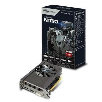 Placa de Vídeo ATI Radeon R7 360 Nitro 2gb DDR5 - 128 Bits Sapphire
