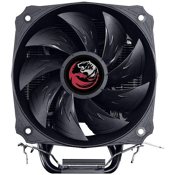 Cooler Para Processador Zero K Z3 12CM Preto PCYES ACZK3120