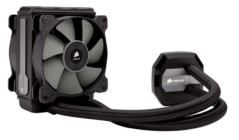 WaterCooler Hydro Series Corsair H80I GT High Performance Liquid