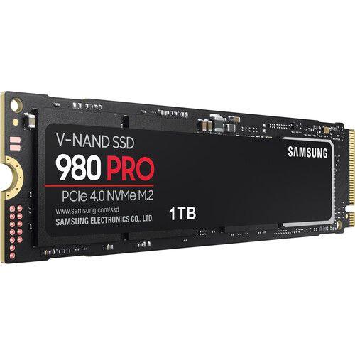 SSD M.2 1 Tera NVME PCI-e 4.0 X4 SAMSUNG 980 PRO MZ-V8P1TO
