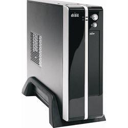 Gabinete Mini ITX C/ Fonte Suporte a DVD Slim, USB e Áudio Frontal KMEX CI-9E89