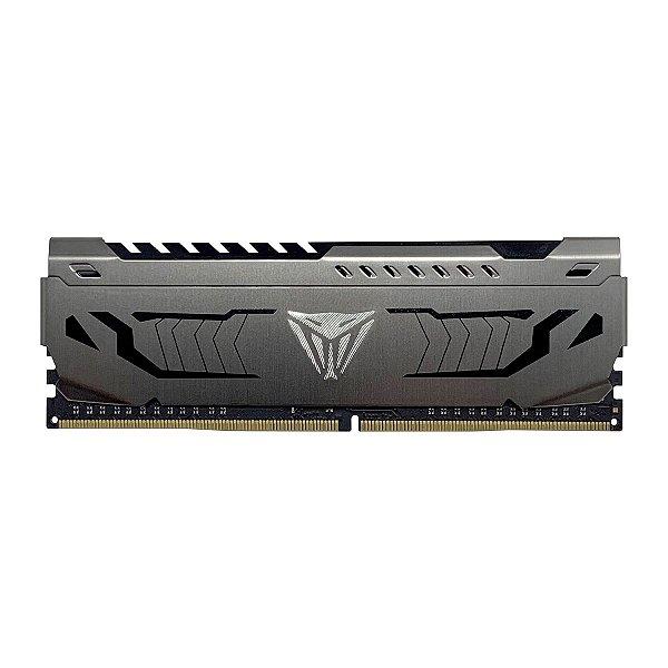 Memória P/ Desktop 8GB DDR4 CL18 3600 Mhz PATRIOT VIPER GAMING - PE000774-PVS48G360C8 (1X8GB)