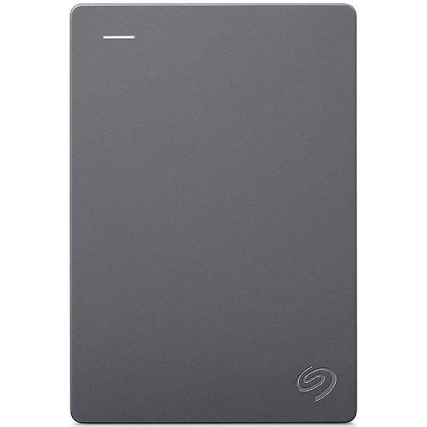 HD Externo Portátil Seagate, 4TB, Basic, USB 3.0 - STJL4000400