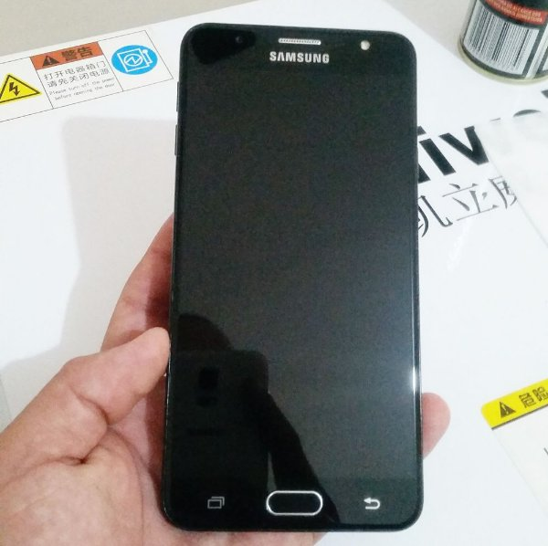 c28bd573eb Troca de Vidro Samsung Galaxy J7 Prime 2 SM-G611M G611 ( 2018) - F5 ...