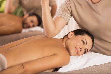 Programa de 4 sessões de massagem - 90 min