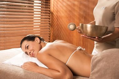 DAY SPA ENERGÉTICO - Ideal para descansar, restabelecer as energias e revigorar o corpo.