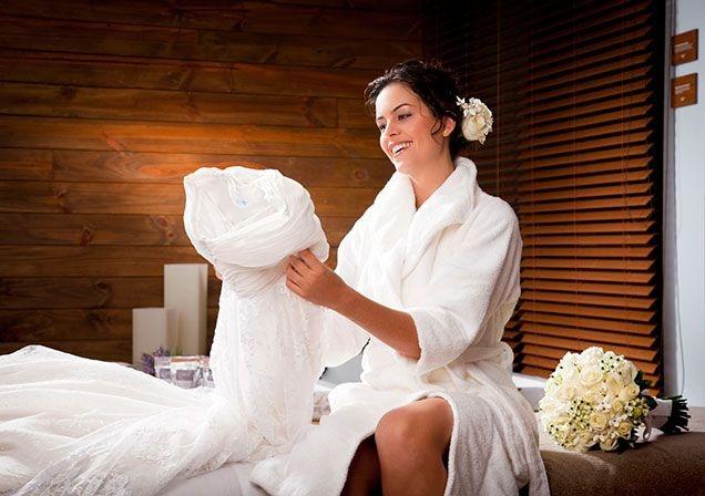 DAY SPA NOIVA - Ideal para quem quer relaxar e se cuidar antes do grande dia.