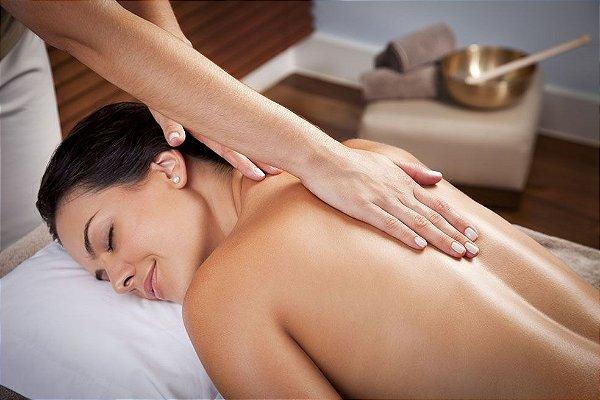 Massagem Sueca - Vivência Relaxamento