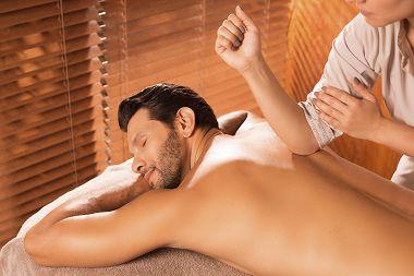 Massagem Jet Lag - Vivência Harmonização