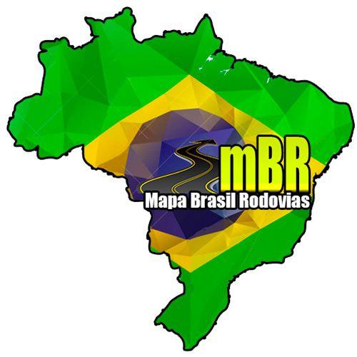 Mapa Brasil Rodovias