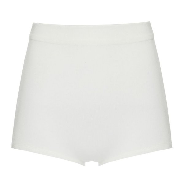 Hot Pants Off White