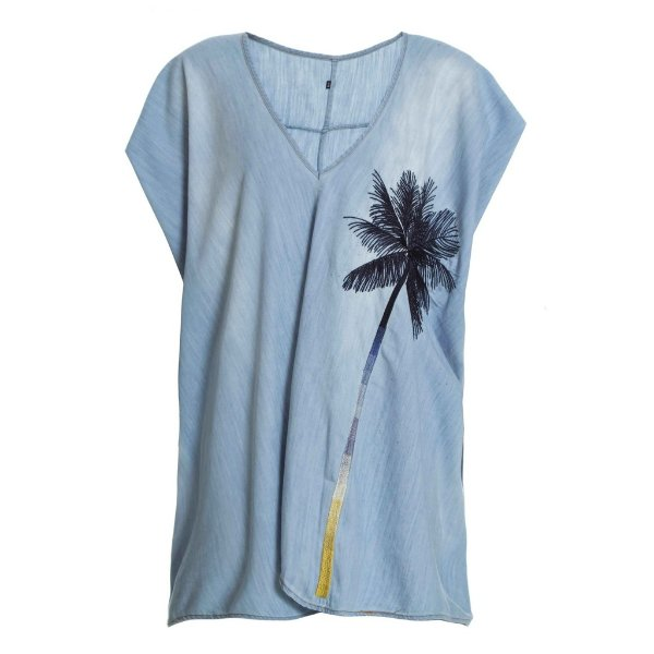 Blusa Caribe Coqueiro