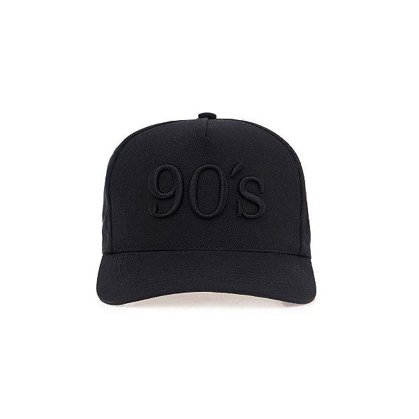 Boné 90's Preto