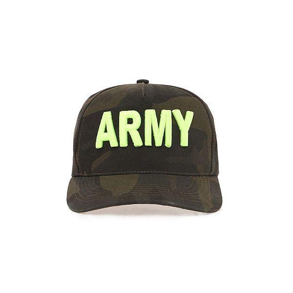 Boné Army Camuflado