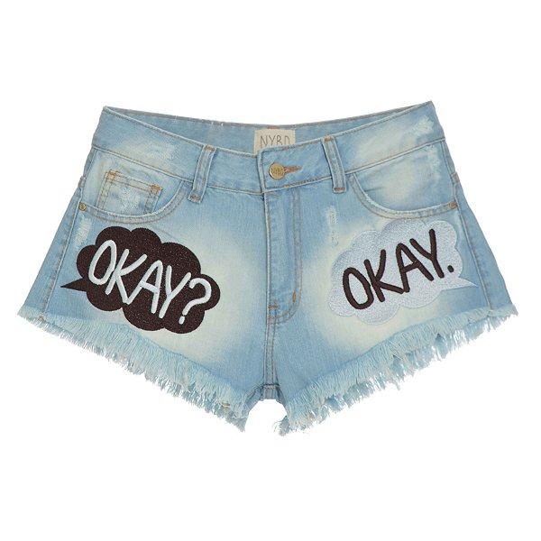 Shorts Okay