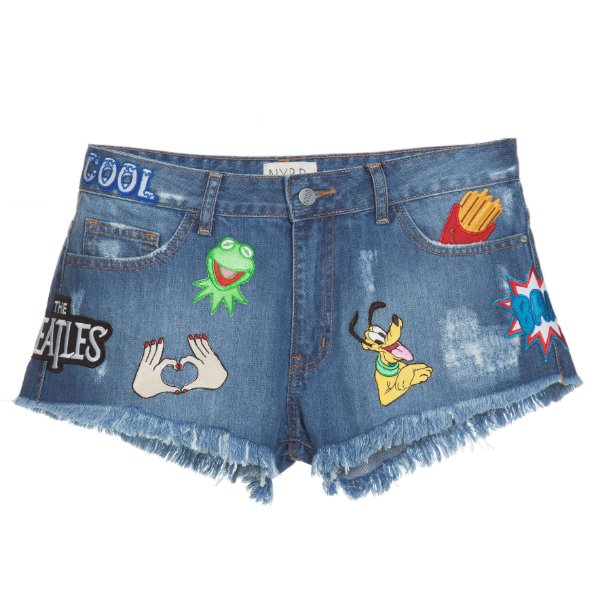 Shorts Patch