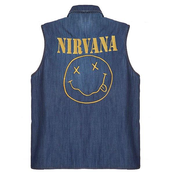 Regata Botões Nirvana