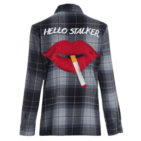 Camisa Xadrez Stalker