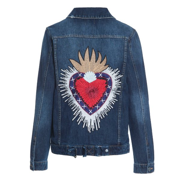 Jaqueta Novo Coração Sagrado Simples