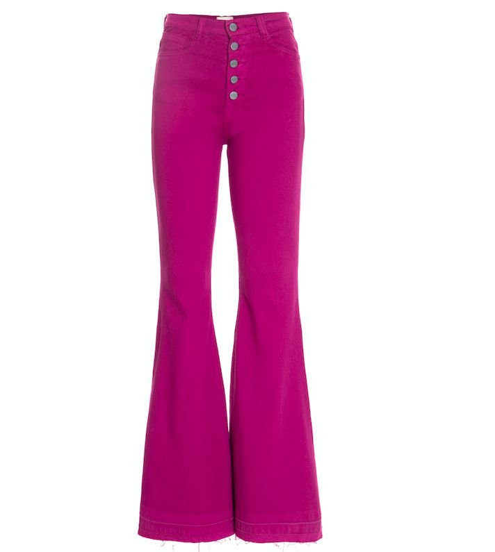 Calça Flare High Waisted UVA