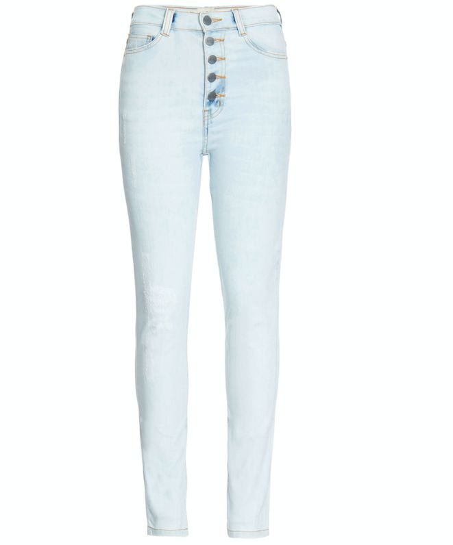 Calça Skinny High Waisted SUPER CLARA