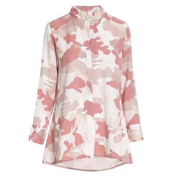 Camisa Gode Camuflado Rosa