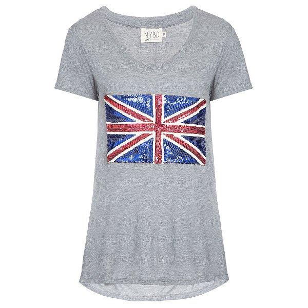Camiseta Inglaterra Mescla